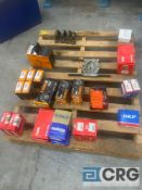 Lot of (25) assorted bearings, Timken, SKF, Fafnir, Gold, and related