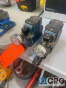 Lot of (2) Mac pneumatic valves