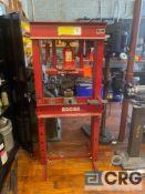 Arcan CP20, 20-ton H-frame press