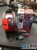 Bonaire portable air compressor, 120 volt,