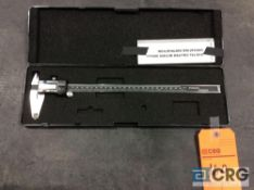 12 inch digital caliper with case