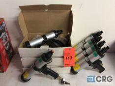 Lot of (8) LocTite 97002 pneumatic applicator guns