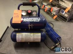 Campbell Hausfeld FP209501 portable inflation and fastening air compressor, 110 max psi, 1 phase
