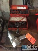 Milwaukee MP 3/4 inch heavy duty pneumatic impact gun with asst sockets
