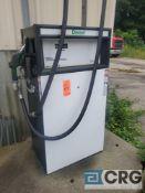Gas Boy Atlas fuel pump, only ran 24000 gal thru pump,