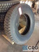 Bridgestone retread 11R245 truck tire