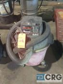 Craftsman 16 gallon wet/dry vacuum, 2 hp
