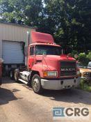 2000 Mack T/A Tractor, VIN # 1M1AA13Y9YW119117, model CH613, 725034 miles, 26873 hrs, Mack turbo
