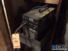 Solar 2114 TOTE MIG II wire feed welder, 25 ocv, 1 phase