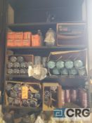 Lot of asst oil and fuel filters