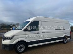 """On Sale VOLKSWAGEN CRAFTER CR35 2.0TDI """"LWB"""" NEW SHAPE - 18 REG - 1 OWNER - LOW MILES - - EURO 6"""