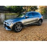 "On Sale MERCEDES GLC 220d ""AMG-LINE"" 9G TRONIC (2020 MODEL) 1 OWNER - SAT NAV - REVERSE CAMERA"