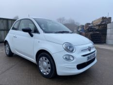 """On Sale FIAT 500 """"POP"""" 1.2 PETROL - 2016 MODEL - 1 KEEPER - ONLY 44K MILES FROM NEW - AIR CON - LOOK"""
