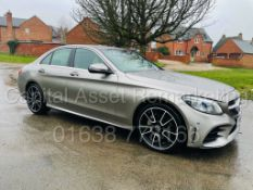 (On Sale) MERCEDES-BENZ C220D *AMG- PREMIUM* (2019 - NEW MODEL) '9-G TRONIC-SAT NAV' *ULTIMATE SPEC*