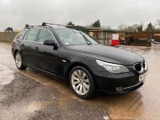 "(On Sale) BMW 520d ""SPECIAL EQUIPMENT"" ESTATE (58 REG) HEATED SEATS- CRUISE -ELEC PACK - AC (NO VAT)"