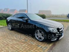 (On Sale) MERCEDES-BENZ E220D *AMG LINE - COUPE* (69 REG) '9G TRONIC - LEATHER - SAT NAV' *TOP SPEC*
