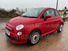 (On Sale) FIAT 500 *COLOUR THERAPY - EDITION* (2014) '1.2 PETROL - 5 SPEED' *AIR CON* (NO VAT)