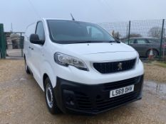 "(ON SALE) PEUGEOT EXPERT 2.0 HDI ""PROFESSIONAL"" 2020 MODEL - EURO 6 BLUE ""HDI"" - AIR CON - ONLY 10K"