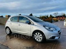 (On Sale) VAUXHALL CORSA *DESIGN EDITION* 5 DOOR HATCHBACK (2018) 1.4 PETROL - 60 MPG+ (1 OWNER)