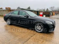 MERCEDES-BENZ S350D *AMG LINE - SALOON* (2019 MODEL) 9-G TRONIC - LEATHER - SAT NAV *ULTIMATE SPEC*