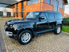(On Sale) LAND ROVER DEFENDER 110 *BLACK* (70 REG - NEW MODEL) '2.0 DIESEL-240 BHP-AUTO' *HUGE SPEC*