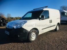VAUXHALL COMBO 2000 CDTI (2017 MODEL) 1 OWNER WITH STAMPED HISTORY - SIDE DOOR *EURO 6*