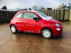"ON SALE FIAT 500 ""POP"" 1.2 PETROL ""EURO 6' (2018 MODEL) ONLY 19K MILES - 1 OWNER - CRUISE - NO VAT"