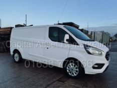 (On Sale) FORD TRANSIT CUSTOM *LIMITED EDITION* (2019 - EURO 6) '2.0 TDCI - 6 SPEED' *AIR CON*
