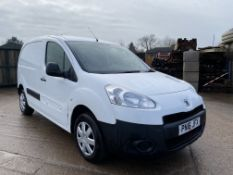 """ON SALE PEUGEOT PARTNER 1.6HDI 850 """"PROFESSIONAL""""16 REG - SLD -AIR CON - 3 SEATER - SERVICE HISTORY"""