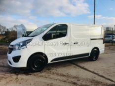 "ON SALE VAUXHALL VIVARO CDTI ""SPORTIVE"" 1 OWNER (18 REG) AIR CON - ELEC PACK - CRUISE - GREAT SPEC"
