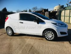 "ON SALE FORD FIESTA 1.5TDCI DIESEL ""COMMERCIAL / VAN"" 1 OWNER (15 REG) GREAT SPEC - ELEC PACK -"