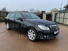 ON SALE MERCEDES-BENZ C200 CDI *SE EDITION* ESTATE (2012) 'AIR CON - SAT NAV' *50 MPG+* (NO VAT)