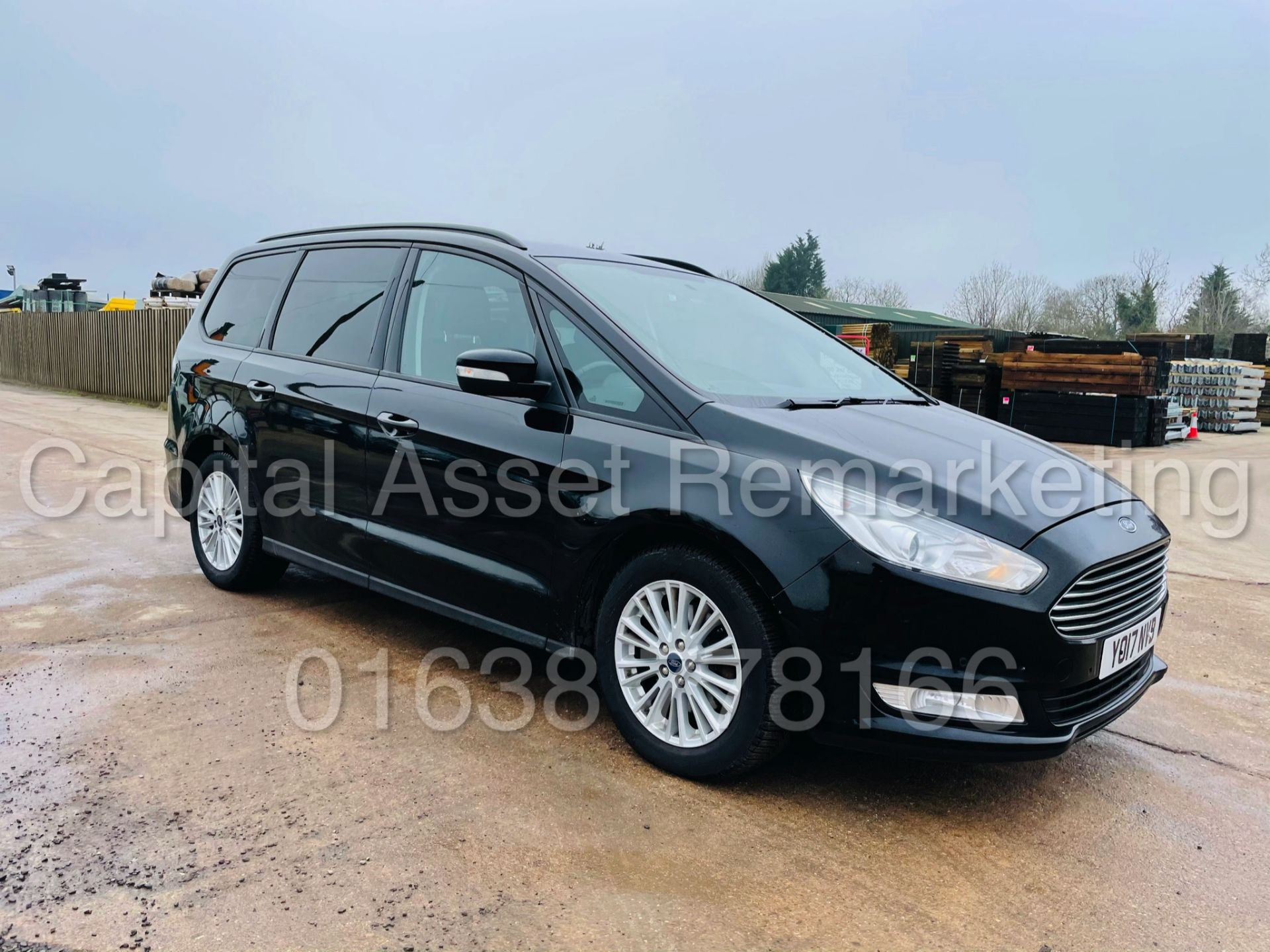 (On Sale) FORD GALAXY *ZETEC EDITION* 7 SEATER MPV (2017 - EURO 6) '2.0 TDCI - AUTO' (1 OWNER) - Image 2 of 48