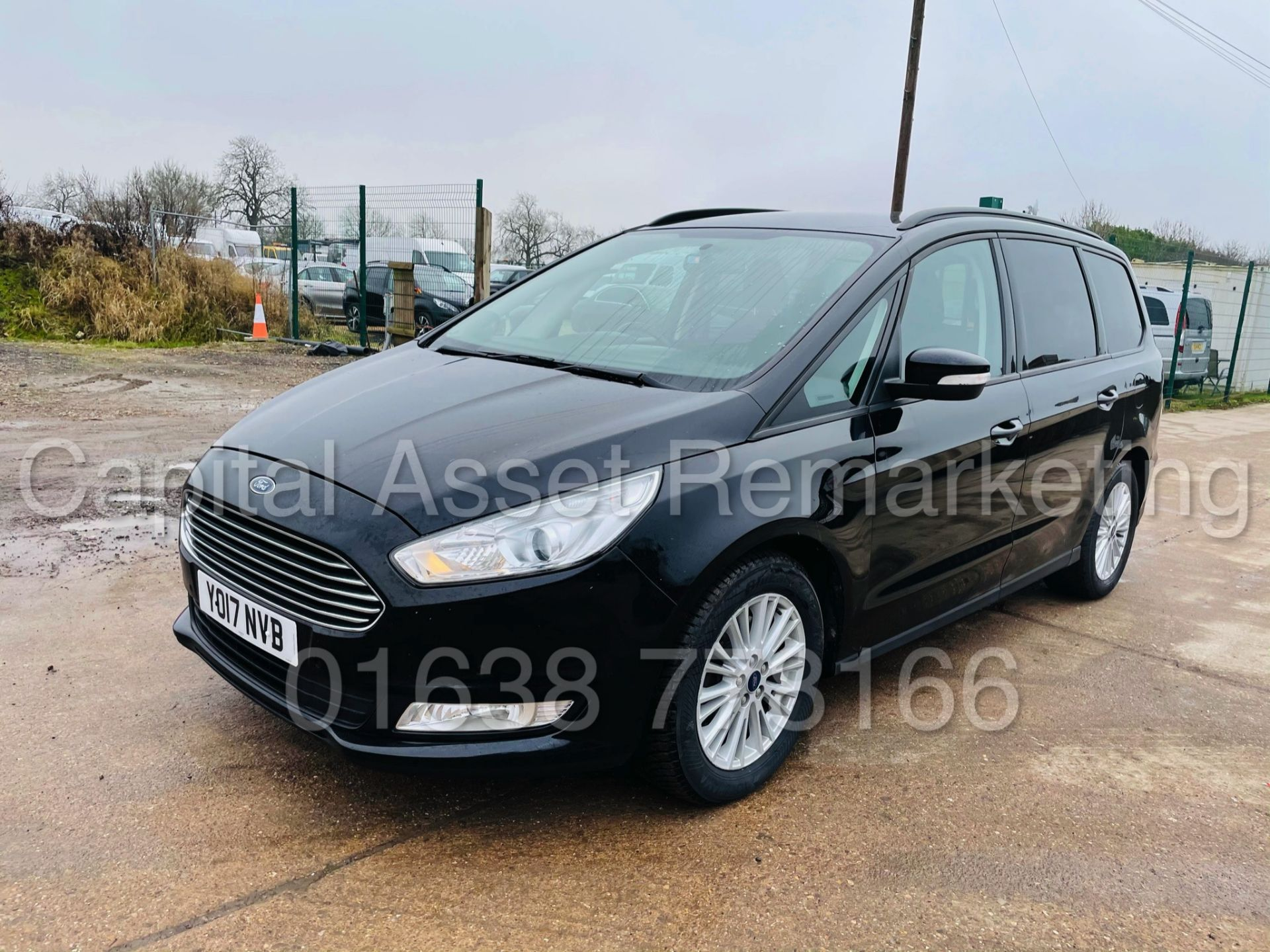 (On Sale) FORD GALAXY *ZETEC EDITION* 7 SEATER MPV (2017 - EURO 6) '2.0 TDCI - AUTO' (1 OWNER) - Image 5 of 48
