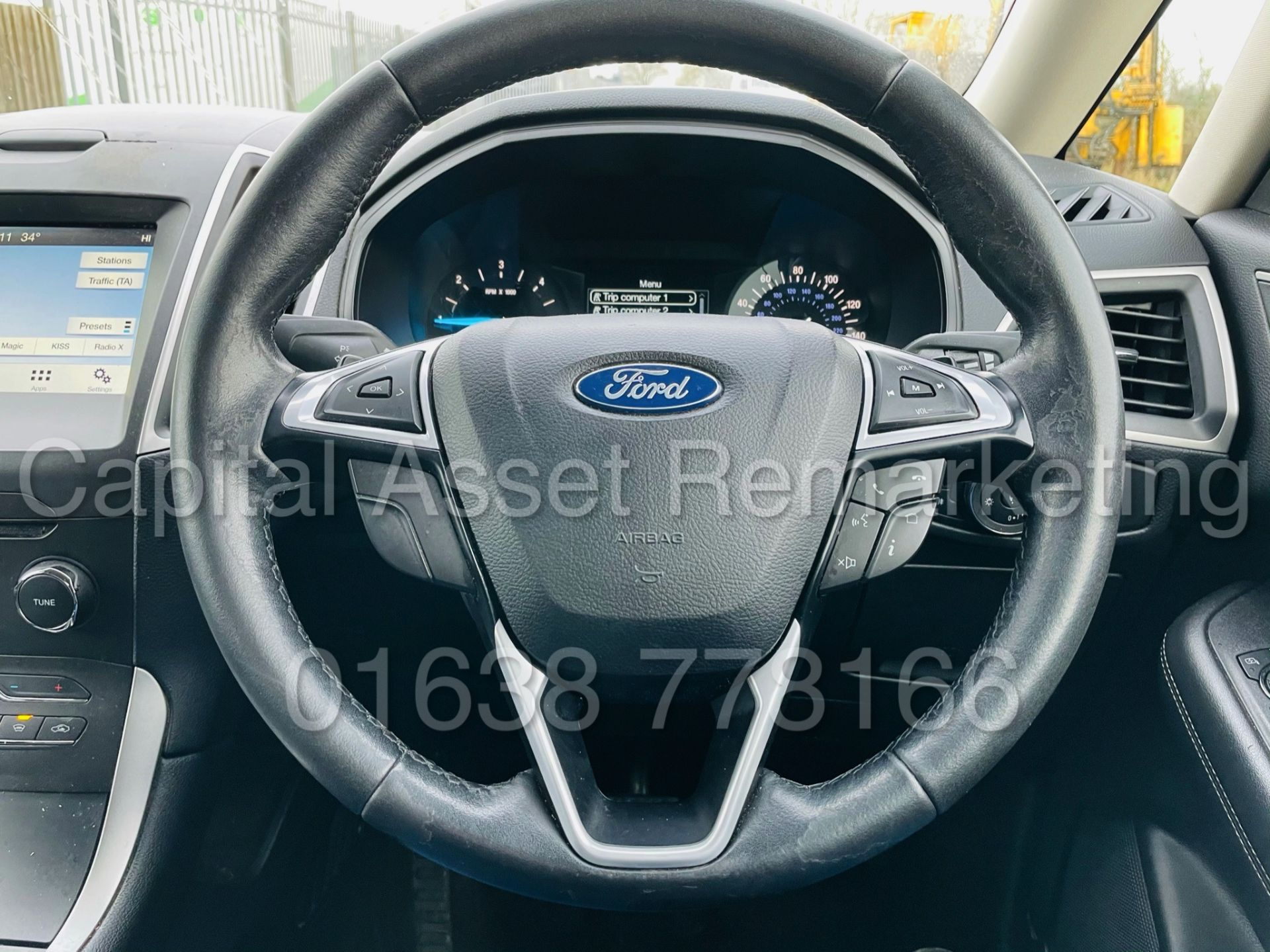 (On Sale) FORD GALAXY *ZETEC EDITION* 7 SEATER MPV (2017 - EURO 6) '2.0 TDCI - AUTO' (1 OWNER) - Image 46 of 48