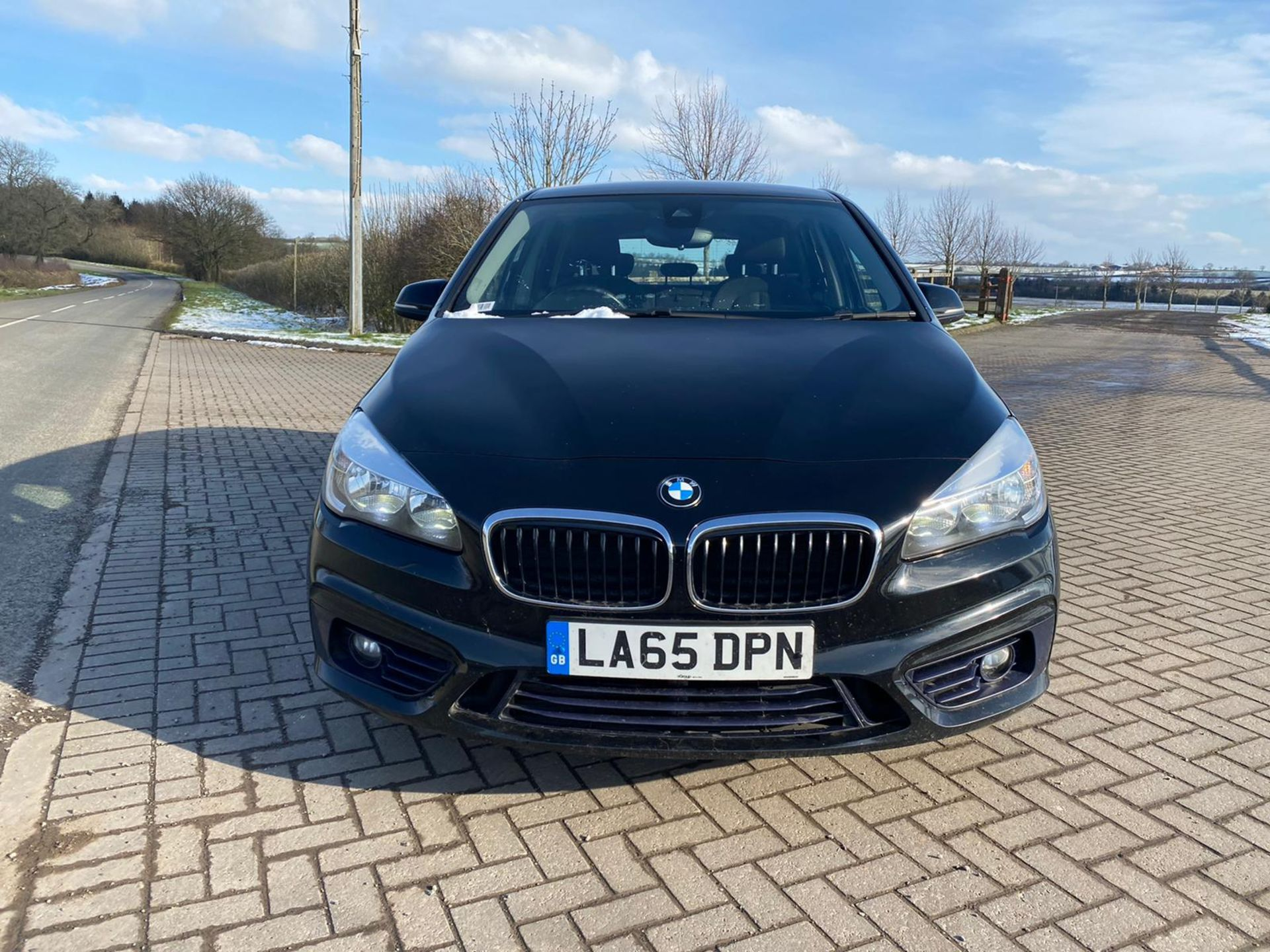 "ON SALE BMW 218d ""SPORT"" MPV 2.0 DIESEL ""EURO 6"" (2016 REG) - 1 OWNER - GREAT SPEC - BLACK - LOOK!! - Image 5 of 16"