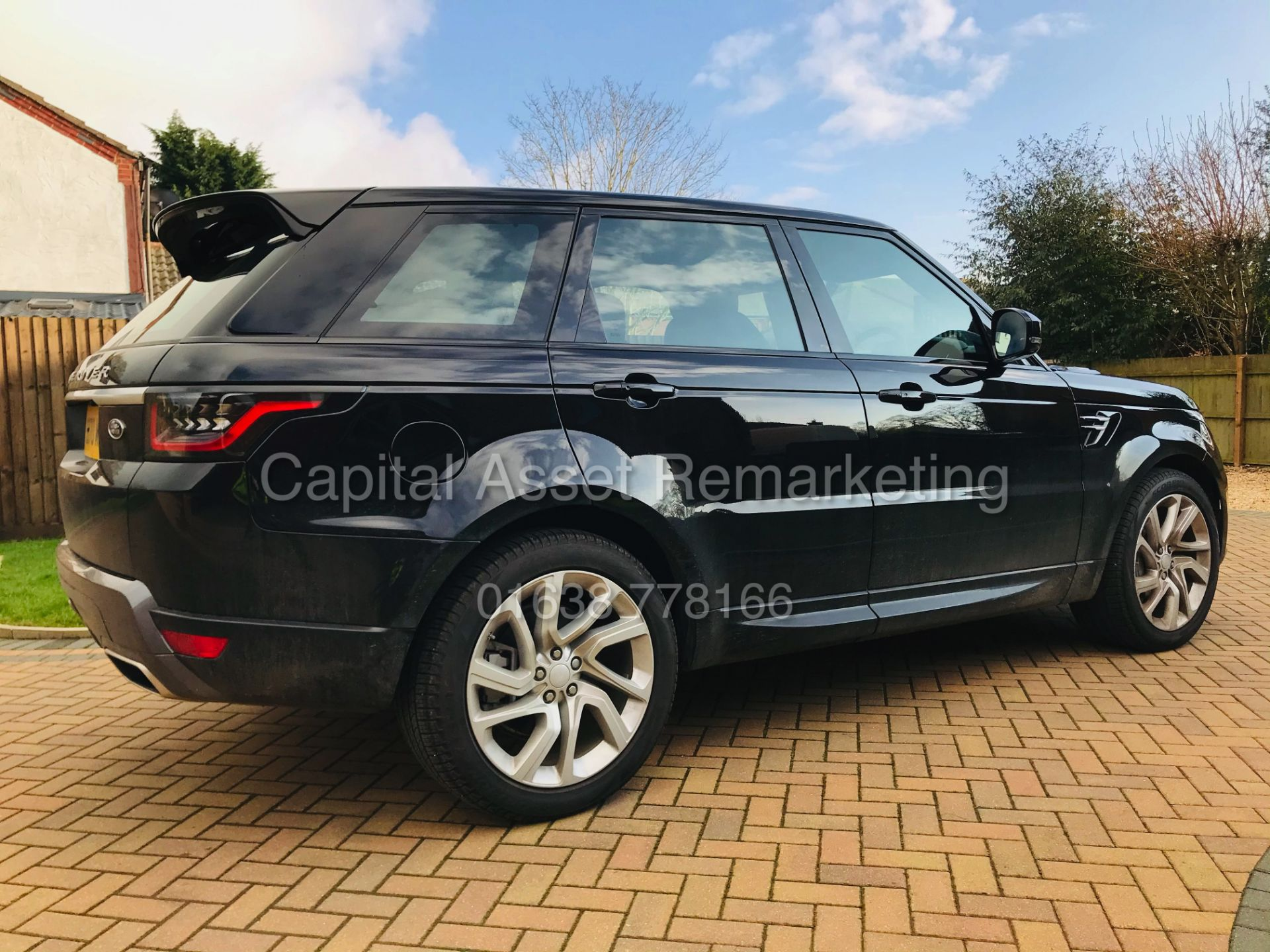 "(ON SALE) RANGE ROVER SPORT ""HSE - BLACK"" 3.0D MHEV-D300 (2021 MODEL - NEW SPEC) PAN ROOF -MEGA SPEC - Image 5 of 47"