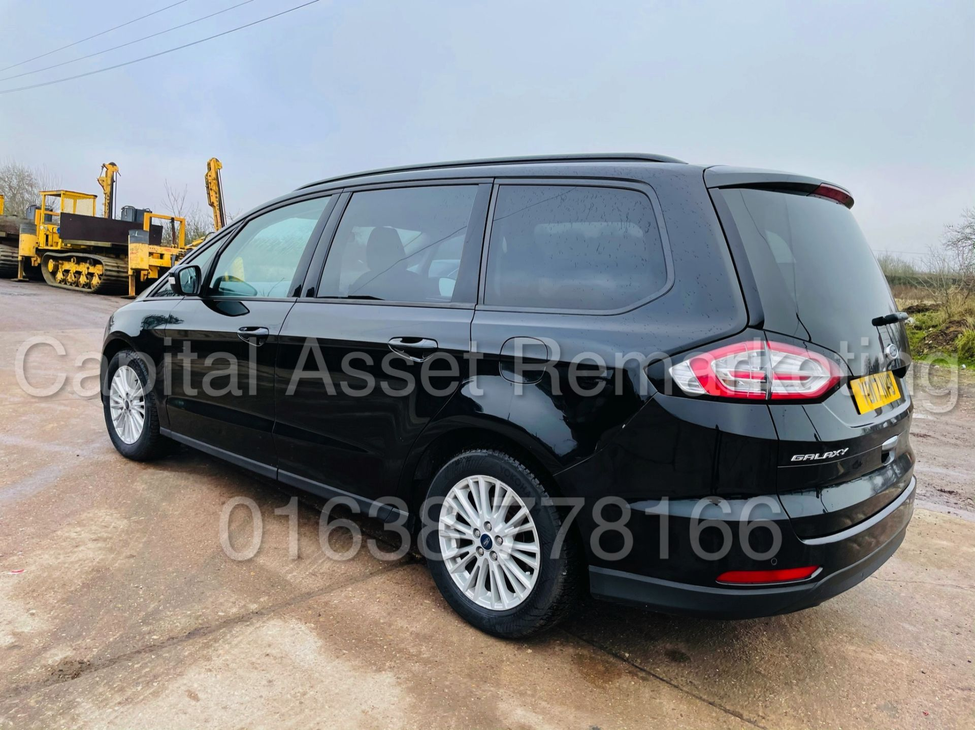 (On Sale) FORD GALAXY *ZETEC EDITION* 7 SEATER MPV (2017 - EURO 6) '2.0 TDCI - AUTO' (1 OWNER) - Image 9 of 48