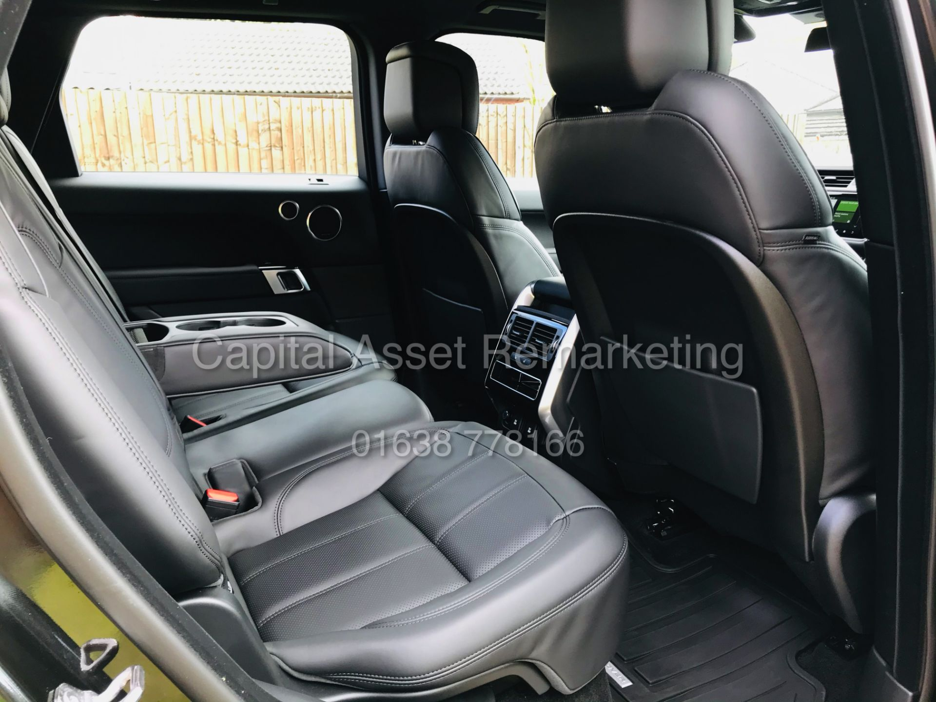 "(ON SALE) RANGE ROVER SPORT ""HSE - BLACK"" 3.0D MHEV-D300 (2021 MODEL - NEW SPEC) PAN ROOF -MEGA SPEC - Image 25 of 47"