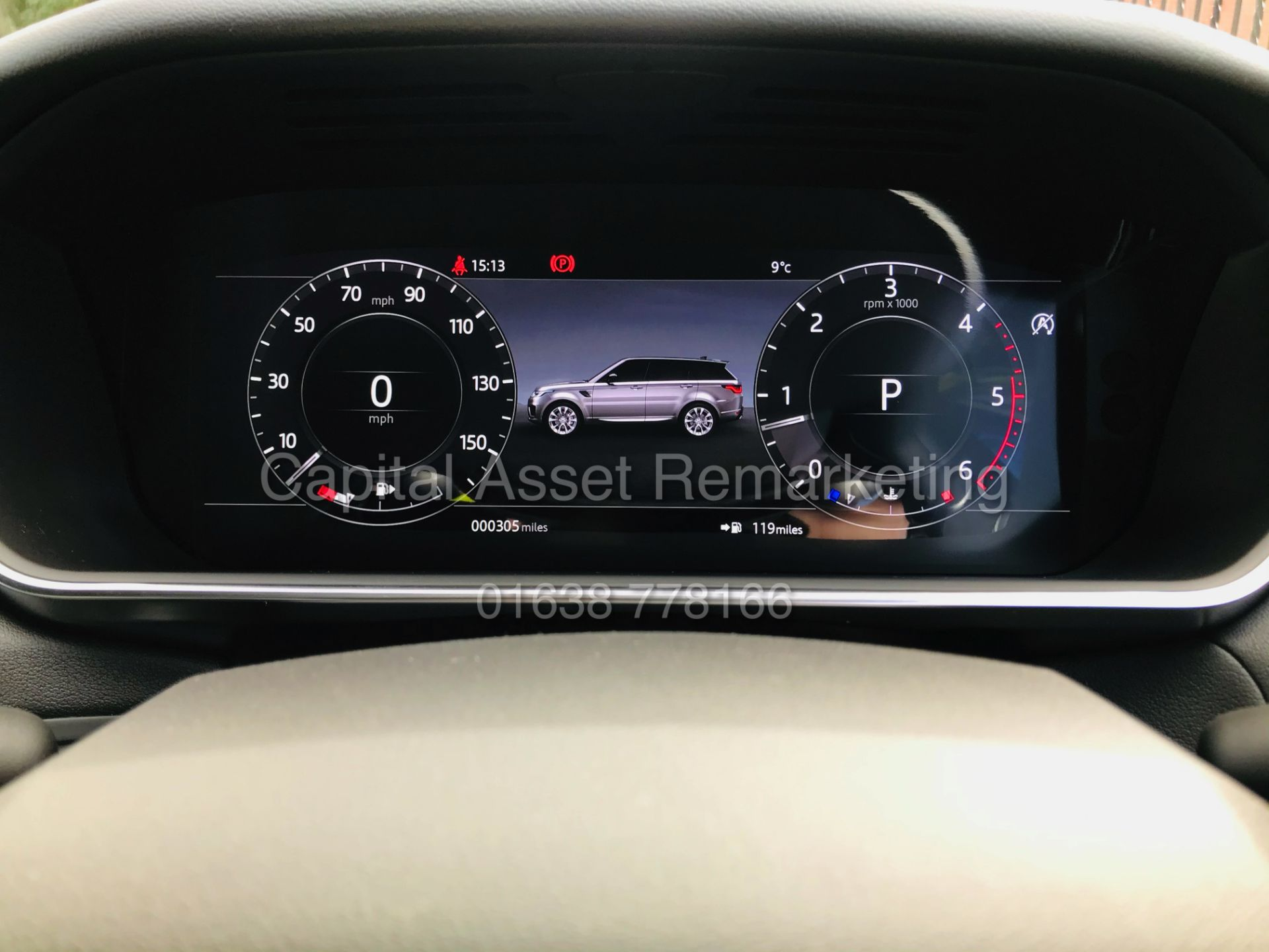 "(ON SALE) RANGE ROVER SPORT ""HSE - BLACK"" 3.0D MHEV-D300 (2021 MODEL - NEW SPEC) PAN ROOF -MEGA SPEC - Image 32 of 47"