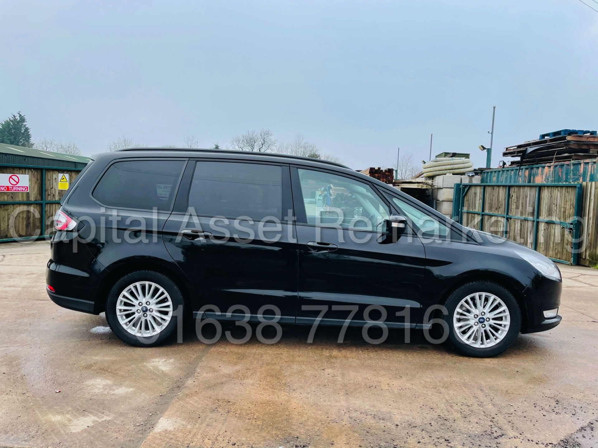 (On Sale) FORD GALAXY *ZETEC EDITION* 7 SEATER MPV (2017 - EURO 6) '2.0 TDCI - AUTO' (1 OWNER) - Image 14 of 48