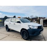 "TOYOTA HILUX ""ACTIVE"" DOUBLE CAB PICK-UP (2016 - NEW MODEL) 1 OWNER - AIR CON - REAR CANOPY- LOOK"