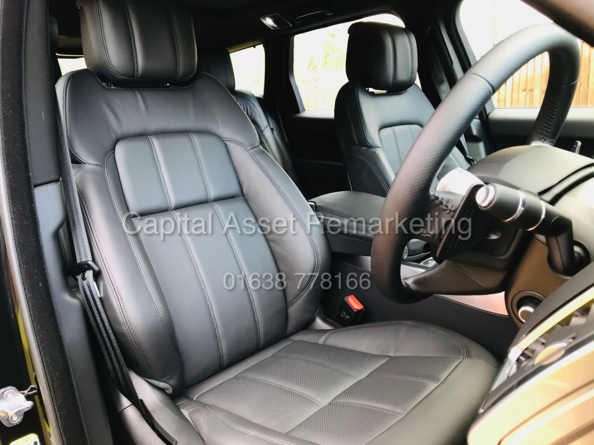 "(ON SALE) RANGE ROVER SPORT ""HSE - BLACK"" 3.0D MHEV-D300 (2021 MODEL - NEW SPEC) PAN ROOF -MEGA SPEC - Image 12 of 47"