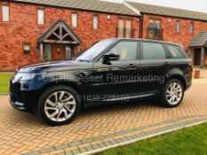 "(ON SALE) RANGE ROVER SPORT ""HSE - BLACK"" 3.0D MHEV-D300 (2021 MODEL - NEW SPEC) PAN ROOF -MEGA SPEC"