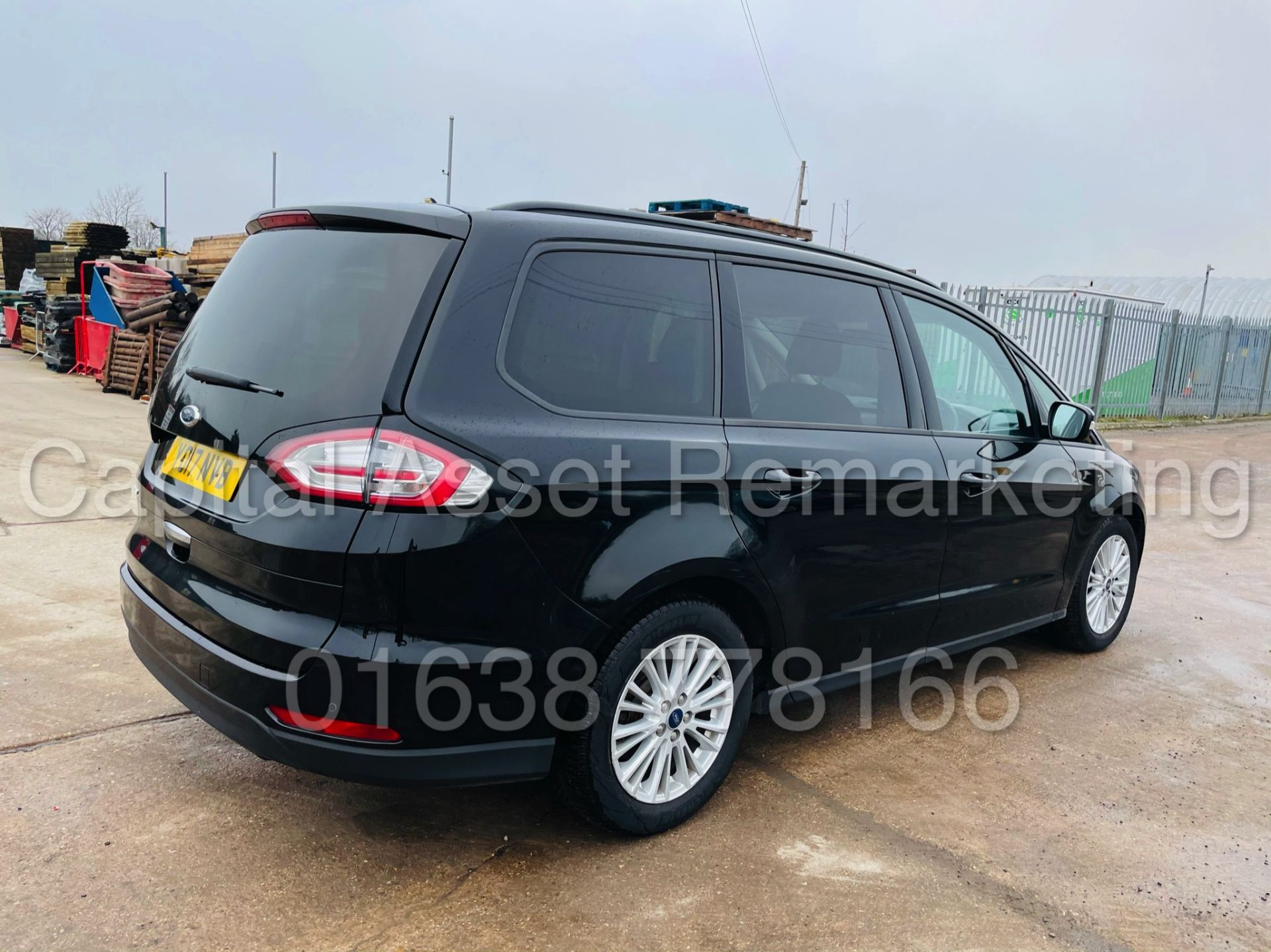(On Sale) FORD GALAXY *ZETEC EDITION* 7 SEATER MPV (2017 - EURO 6) '2.0 TDCI - AUTO' (1 OWNER) - Image 13 of 48