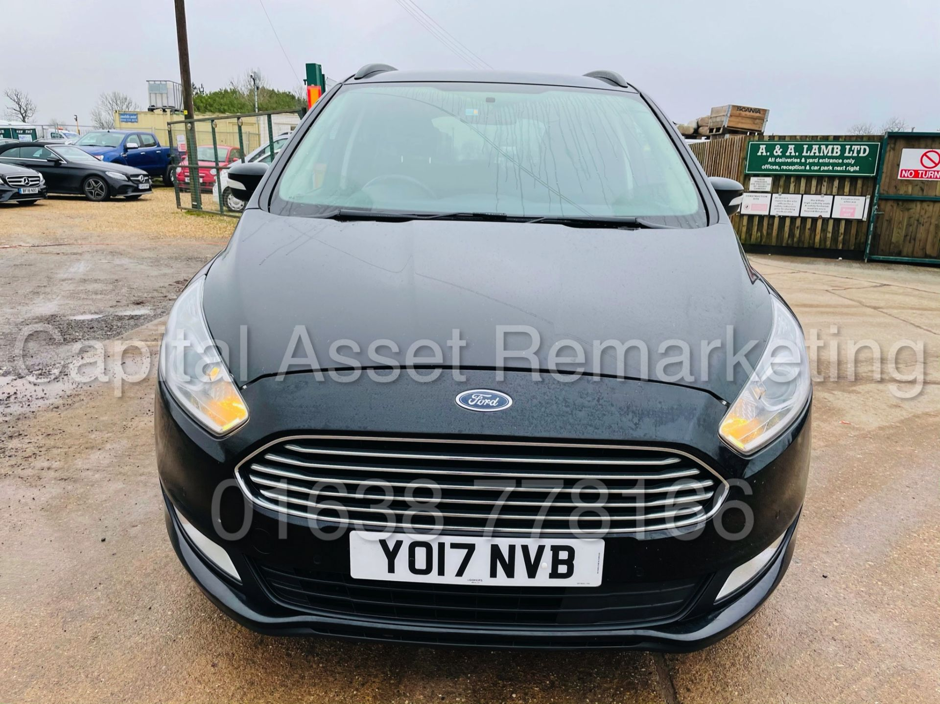 (On Sale) FORD GALAXY *ZETEC EDITION* 7 SEATER MPV (2017 - EURO 6) '2.0 TDCI - AUTO' (1 OWNER) - Image 4 of 48