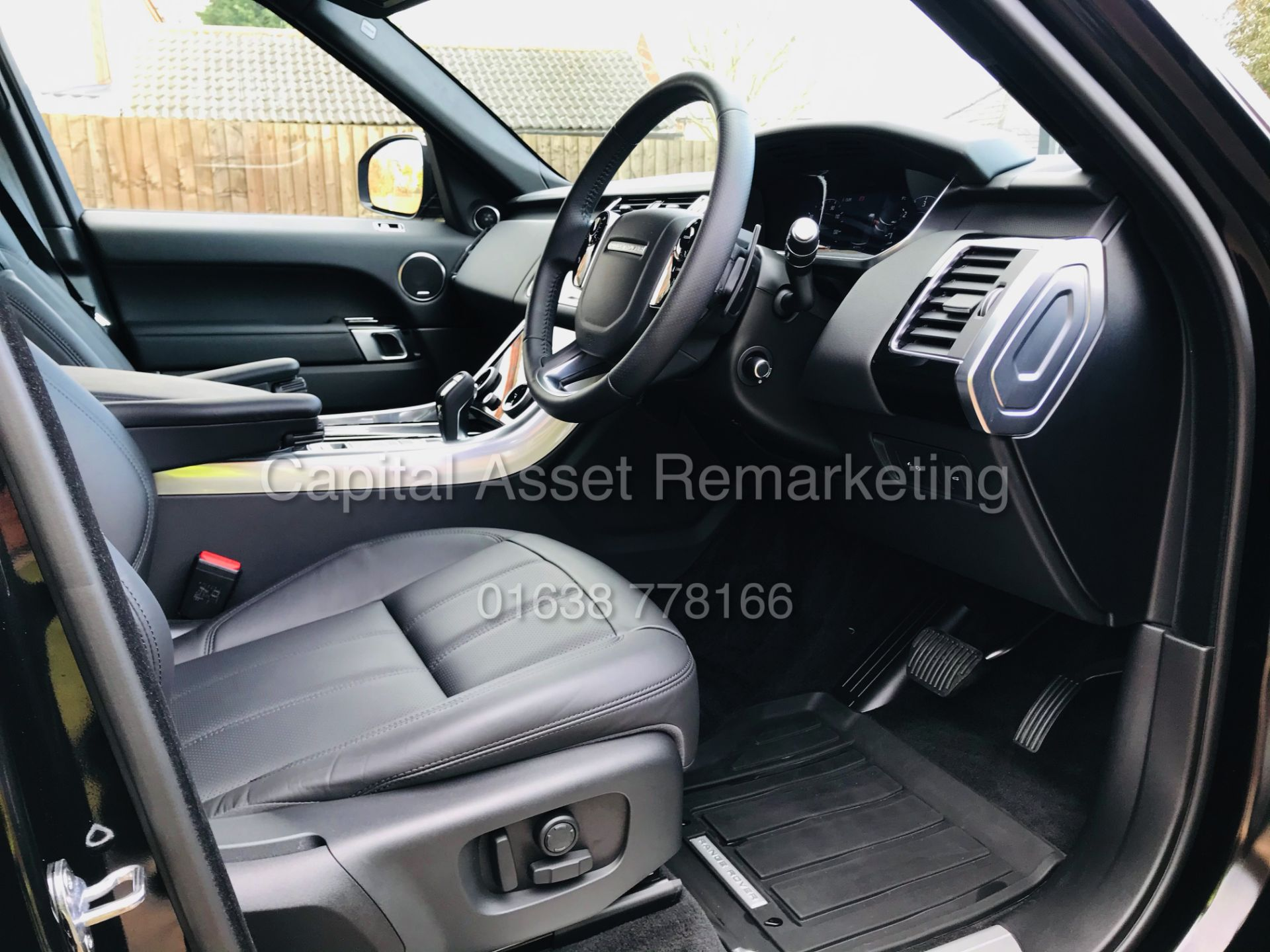 "(ON SALE) RANGE ROVER SPORT ""HSE - BLACK"" 3.0D MHEV-D300 (2021 MODEL - NEW SPEC) PAN ROOF -MEGA SPEC - Image 11 of 47"