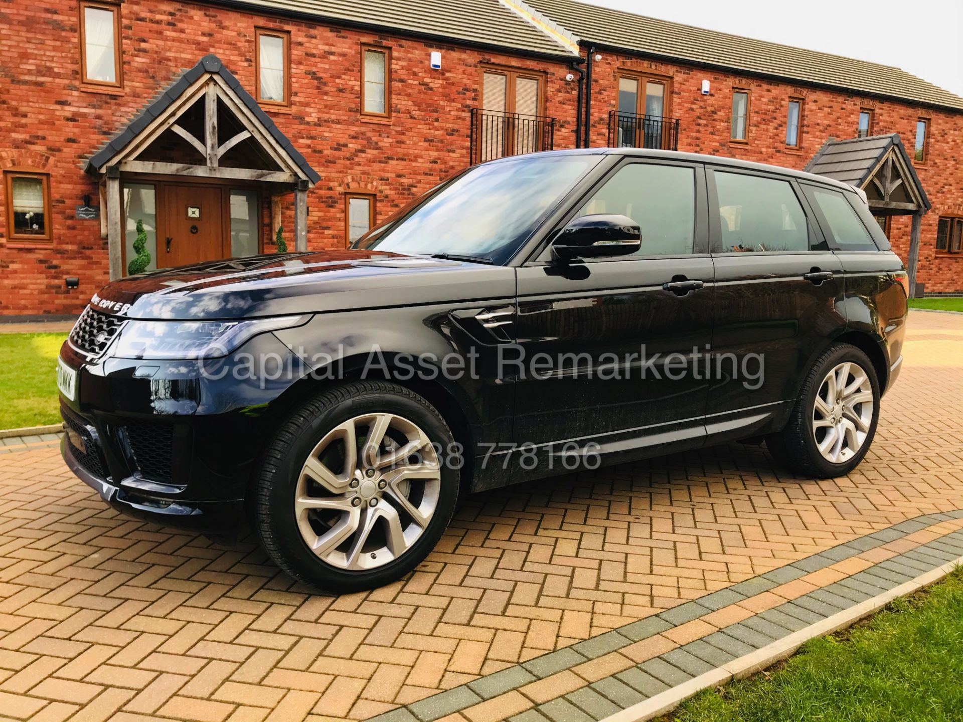 "(ON SALE) RANGE ROVER SPORT ""HSE - BLACK"" 3.0D MHEV-D300 (2021 MODEL - NEW SPEC) PAN ROOF -MEGA SPEC - Image 2 of 47"