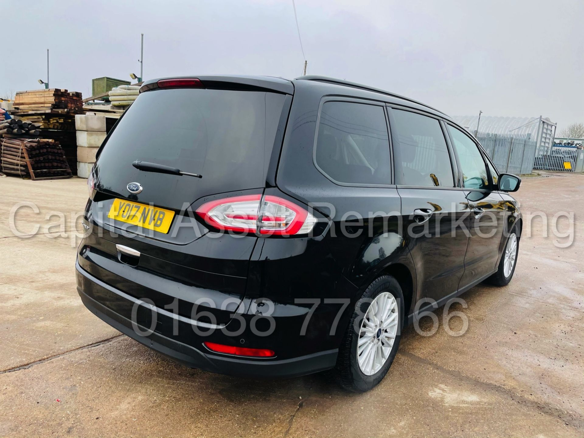 (On Sale) FORD GALAXY *ZETEC EDITION* 7 SEATER MPV (2017 - EURO 6) '2.0 TDCI - AUTO' (1 OWNER) - Image 12 of 48