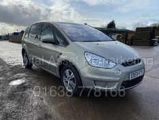 (On Sale) FORD S-MAX *ZETEC EDITION* 7 SEATER MPV (2010 MODEL) '1.8 TDCI - 6 SPEED' *A/C* (NO VAT)